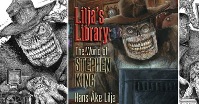RSK - 042 - Lilja's Library - The World of Stephen King