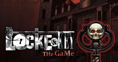 RSK - 079 - Locke & Key - The Game