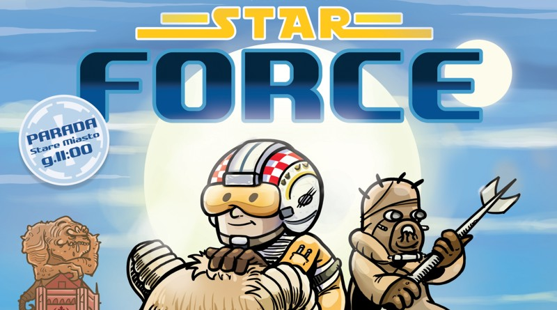 Star Wars Event - Star Force 2014