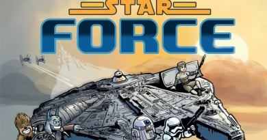 Star Wars Event - Star Force 2015