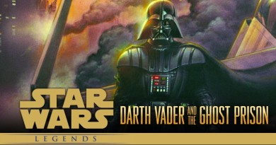 Star Wars Komiks - Legends - Darth Vader and the Ghost Prison