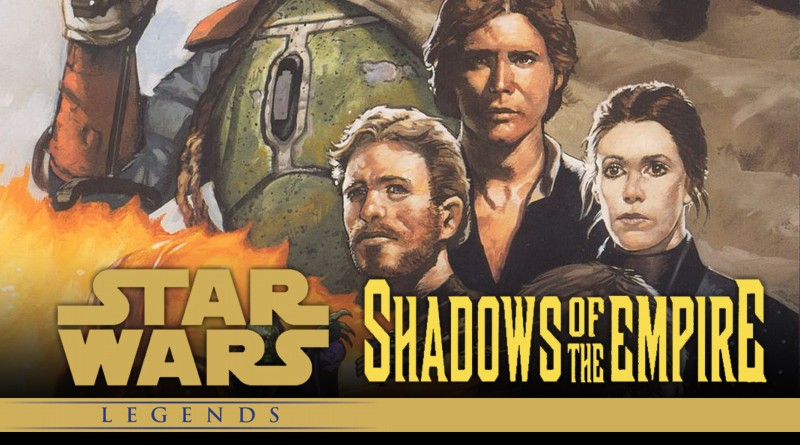 Star Wars Komiks - Legends - Shadows of the Empire