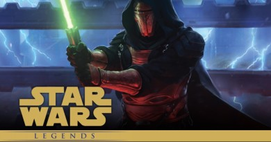 Star Wars - Legends - The Old Republic - Revan