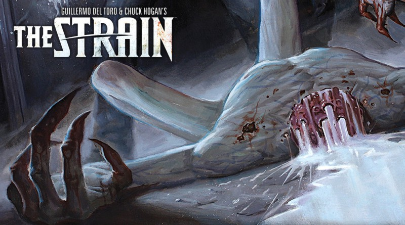 NP - 037 - The Strain - The Fall