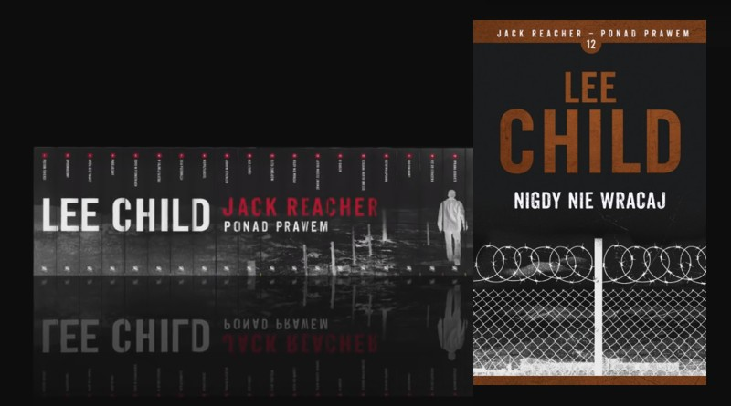 Lee Child - Jack Reacher - 18 - Nigdy nie wracaj