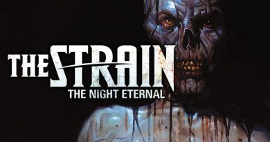 The Strain - The Night Eternal