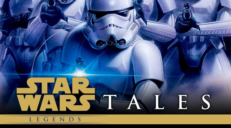Star Wars Komiks - Legens - Tales