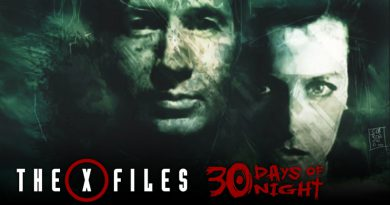 The X Files - 30 Days of Night