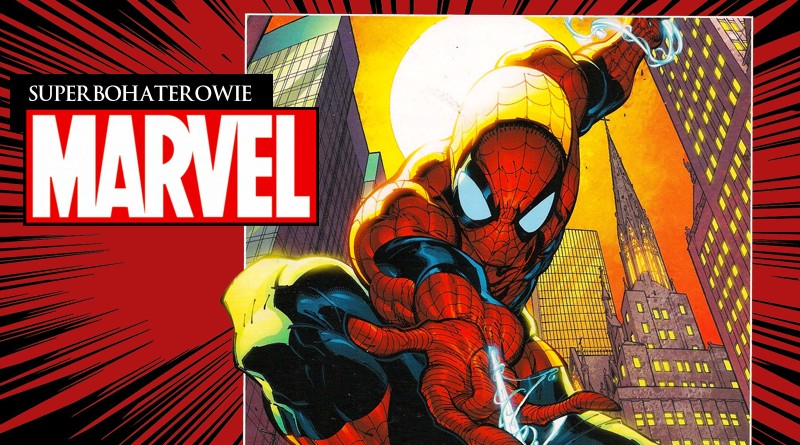 Superbohaterowie Marvela - 01 - Spider-Man
