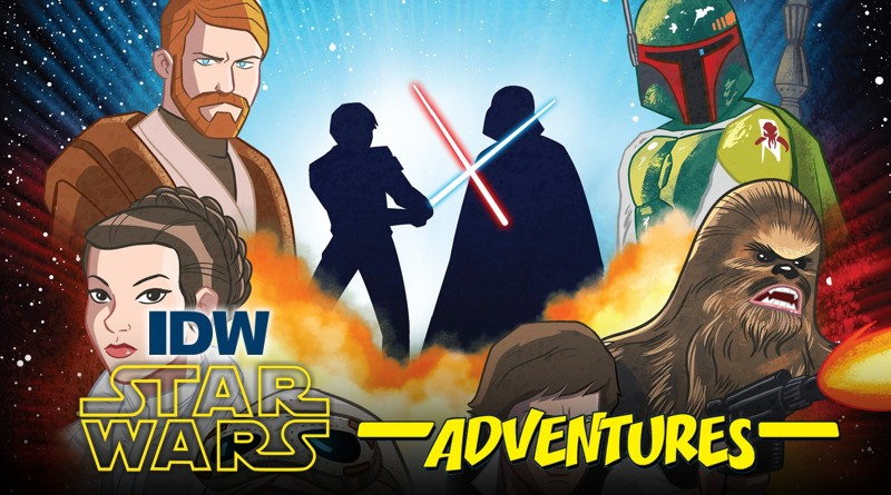 Star Wars - Adventures - 01